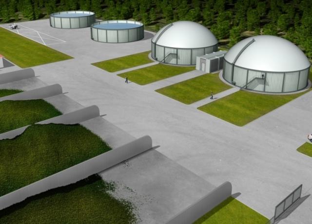 plantas de biogas